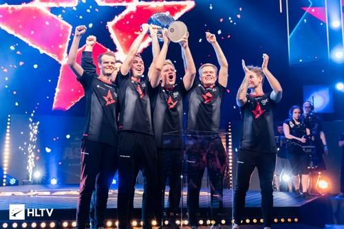 Astralis - чемпион DreamHack Masters Marseille 2018