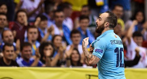 Рикардиньо признан MVP Финала четырех Кубка УЕФА