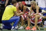 Fed Cup. Сборная Украины опустилась на 20-е место в рейтинге наций
