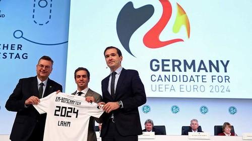 Германия официально оформила заявку на проведение Евро-2024