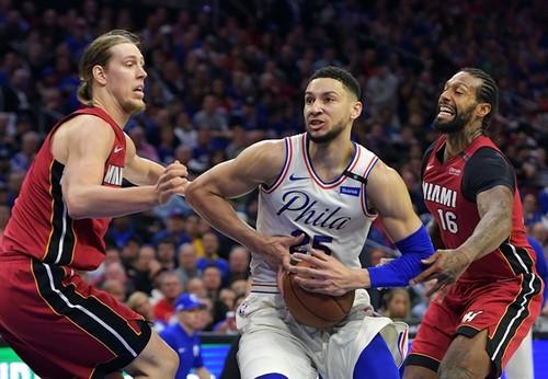 НБА. Плей-офф. Филадельфия и Голден Стэйт прошли во второй раунд