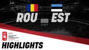 ЧМ по хоккею. Румыния - Эстония - 0:1. Видео гола и обзор матча