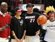 Анну Бессонову позвали замуж во время матча НБА