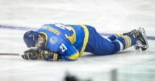 ЧМ по хоккею. Даже Хорватия сильнее Украины