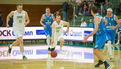 Хімік обіграв Миколаїв у другому матчі серії за третє місце Суперліги