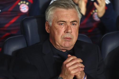 Анчелотти видит в своем штабе сборной Италии Пирло и сына Давиде