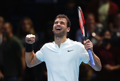Григор ДИМИТРОВ: «Если бы не теннис, стал бы автогонщиком»