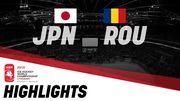 ЧМ по хоккею. Япония - Румыния - 3:2. Видео голов и обзор матча