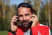 Россиянин Прокунин может возглавить сборную Украины