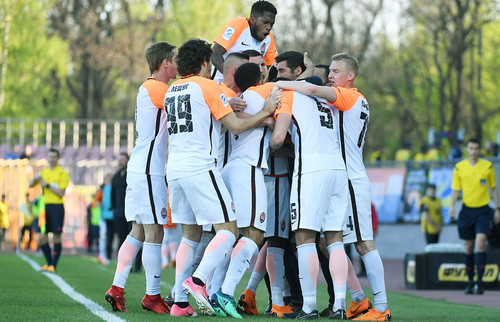 Мариуполь — Шахтер — 0:1. Видео гола и обзор матча