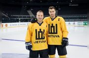 Дарюс КАСПАРАЙТИС: «Моя игра за сборную Литвы – дань традиции»