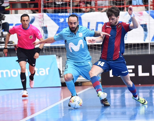 Мовистар Интер выиграл регулярный чемпионат, Барселона Ласса – вторая