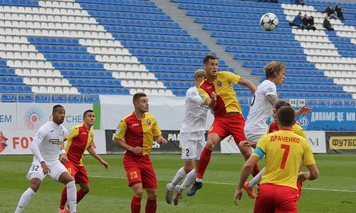 Зирка — Олимпик — 2:0. Видео голов и обзор матча