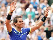 Надаль – 4-й теннисист в истории, выигравший 400 матчей на грунте