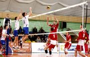 Сборная Украины U-20 проиграла волейболистам Польши