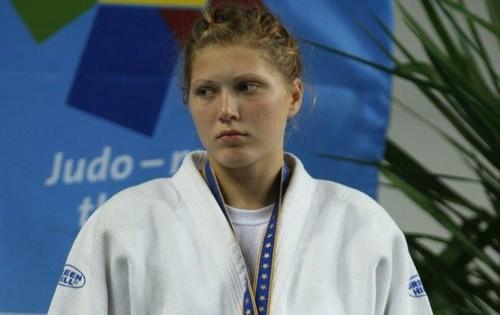 Елизавета Каланина добыла бронзовую медаль на ЧЕ по дзюдо