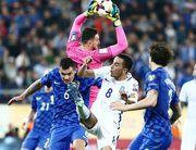 Хорваты увозят из Греции ничью и путевку на чемпионат мира