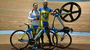 Збірна України завоювала 2 медалі на етапі Кубку світу на треку
