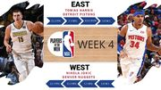 Тобайас Харрис и Никола Йокич - игроки недели в НБА