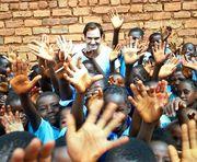 ФЕДЕРЕР: «Надеюсь через 10 лет дети Замбии получат образование»
