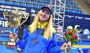 Харлан стала чемпионкой Украины
