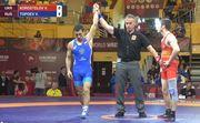 Украинцы провалили первый день чемпионата Европы по борьбе