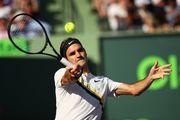 Федерер повторил рекорд Агасси