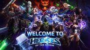 В Heroes of the Storm появится сюжет