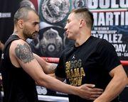 МАРТИРОСЯН: «Я не боюсь Головкина, в отличии от других боксеров»