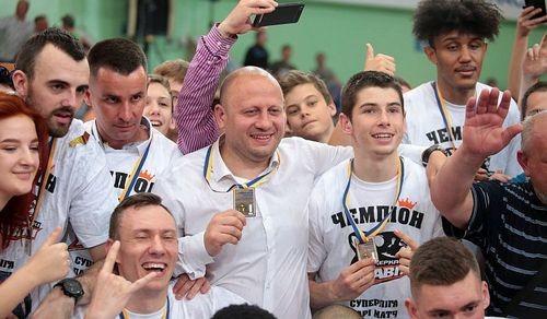 Максим МІХЕЛЬСОН: «З Дніпром не могло бути легко»