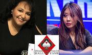 Зал славы  покера пополнился двумя женщинами