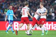 Зальцбург – Марсель – 2:1. Обзор матча и видео голов