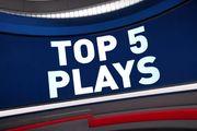 Данки Джейсона Тэйтума в топ-5 НБА