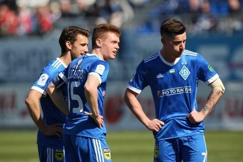 Динамо провело худший поединок в 2018 году по точности ударов