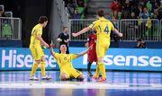 Сборная Украины сыграет с пятью сборными