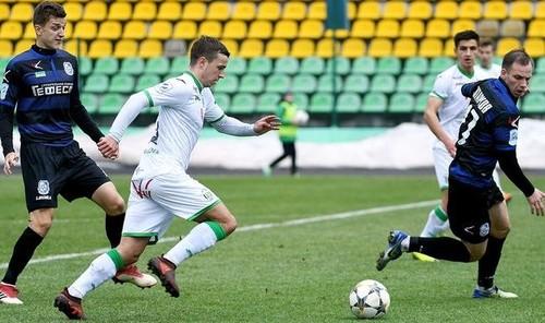 Черноморец – Карпаты – 1:1. Обзор матча и видео голов