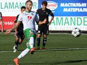 Дебелко отличился хет-триком в матче чемпионата Эстонии