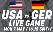 Где смотреть онлайн матч чемпионата мира. США – Германия