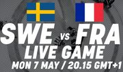 Где смотреть онлайн матч чемпионата мира. Швеция – Франция