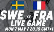 ЧМ-2018. Швеция – Франция. Смотреть онлайн. LIVE трансляция