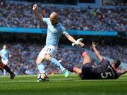 Getty Images. «Манчестер Сити» — «Хаддерсфилд Таун»