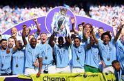 ВИДЕО ДНЯ. Церемония награждения Манчестер Сити