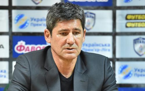 Николай КОСТОВ: «Сегодня Сталь показала командный футбол»