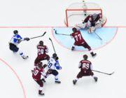 ЧМ-2018. Латвия – Финляндия – 1:8. Видео голов и обзор матча
