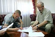 Виталий Буяльский подписал новый контракт с Динамо