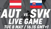 ЧМ-2018. Австрия – Словакия. Смотреть онлайн. LIVE трансляция