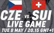 ЧМ-2018. Чехия – Швейцария. Смотреть онлайн. LIVE трансляция