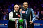 worldsnooker.com. Джон Хиггинс и Марк Уильямс
