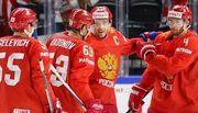 Чемпионат мира по хоккею. Россия всухую разгромила Беларусь