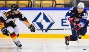 Чемпионат мира по хоккею. Сборная США обыграла Германию